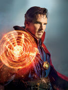 Textless Doctor Strange