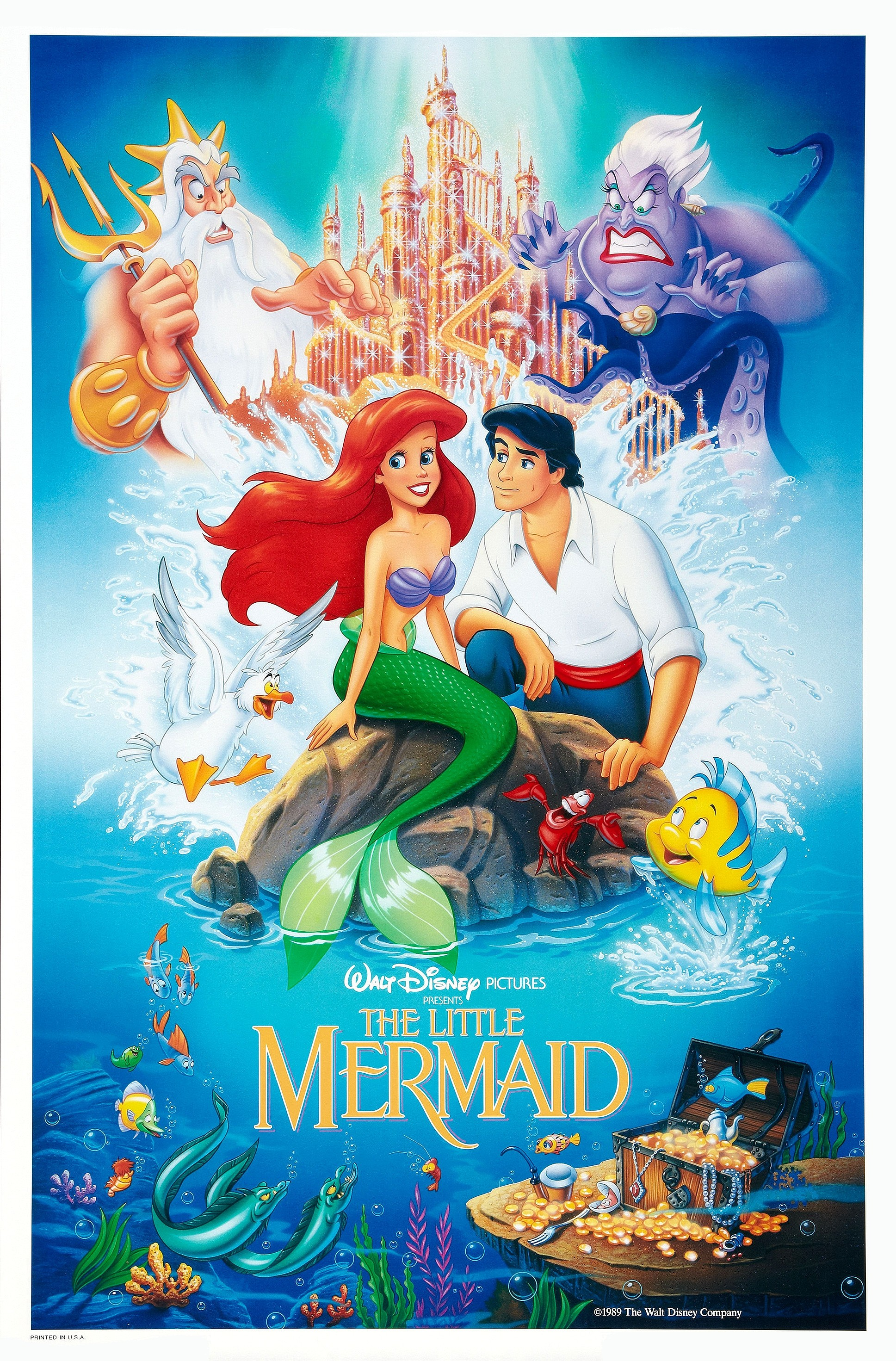 Image - The-Little-Mermaid-Movie-Poster-the-little-mermaid ...