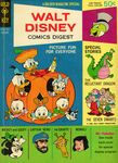 Walt Disney Comics Digest cover