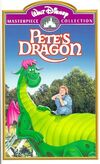 PetesDragon MasterpieceCollection VHS