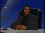 Xanatos at a Desk