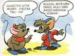 Jaq and Gus-comics