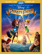 The Pirate Fairy Blu-ray