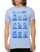 Class of the 90's Disney Afternoon Shirt