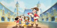 Mickey, Donald and Goofy: The Three Musketeers/Gallery