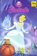 Cinderella disney wonderful world of reading hachette partworks