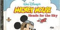 Mickey Mouse Heads for the Sky