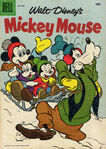 Mickey mouse comic 52