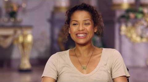 Beauty and the Beast Gugu Mbatha-Raw Official Movie Interview