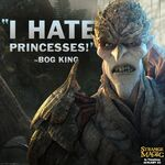 Bog King Strange Magic Promo