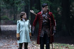 Once Upon a Time - 5x17 - Her Handsome Hero - Publicity Images - Belle & Gaston 2