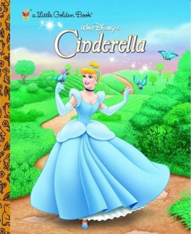 Cinderella Little Golden Book Disney Wiki Fandom
