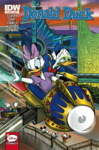 DonaldDuck issue 368 Tomorrowland variant