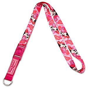 File:Pink Minnie Lanyard.jpg