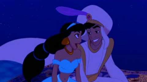 Aladdin - A Whole New World High Quality