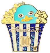 HKDL Tsum Tsum Trading Day Pin 11