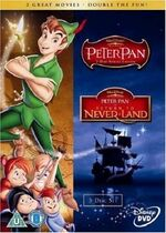 Peter Pan 1-2 2007 Box Set UK DVD