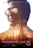 Tomorrowland Poster Frank 003
