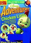 Disney adventures november 2005
