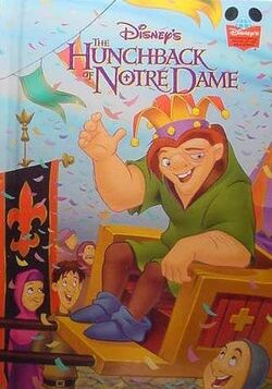 The hunchback of notre dame wonderful world of reading