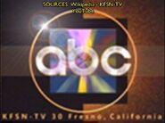 KFSN-TV Channel 30 It Must Be ABC 1992