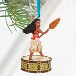 Moana Sketchbook ornament