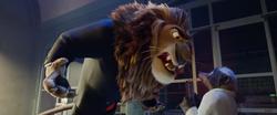 Zootopia Angry Lionhart