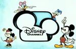 Disney channel 2013 mickey mouse