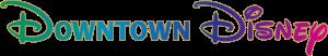 Downtown Disney (Disneyland Resort) logo svg