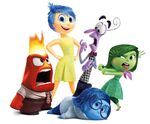 Inside Out Rileys Emotions