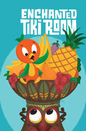 Enchanted Tiki Room 1 Grandt Orange Bird Variant