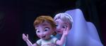 Little elsa-little anna