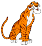 Shere Khan, The Jungle Book (2)