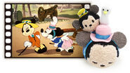 The Nifty Nineties Tsum Tsum Promotional Image