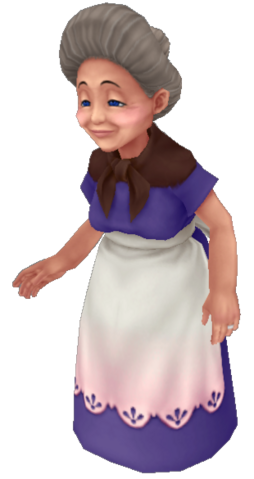 File:Kairi's Grandmother Render.png