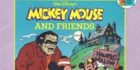 Mickey Mouse and Friends: Mystery at the Haunted Hotel/Case of the Missing Hat