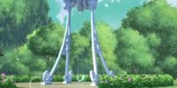Enchanted Swing Set