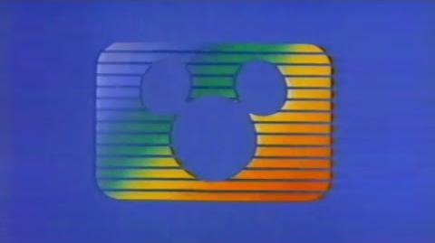 Disney Channel vintage bumper (Jigsaw Puzzle)