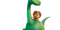 Spot (The Good Dinosaur)/Gallery