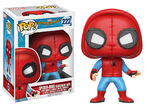 Funko POP! - Spider-Man Homecoming - (Hommade Suit)