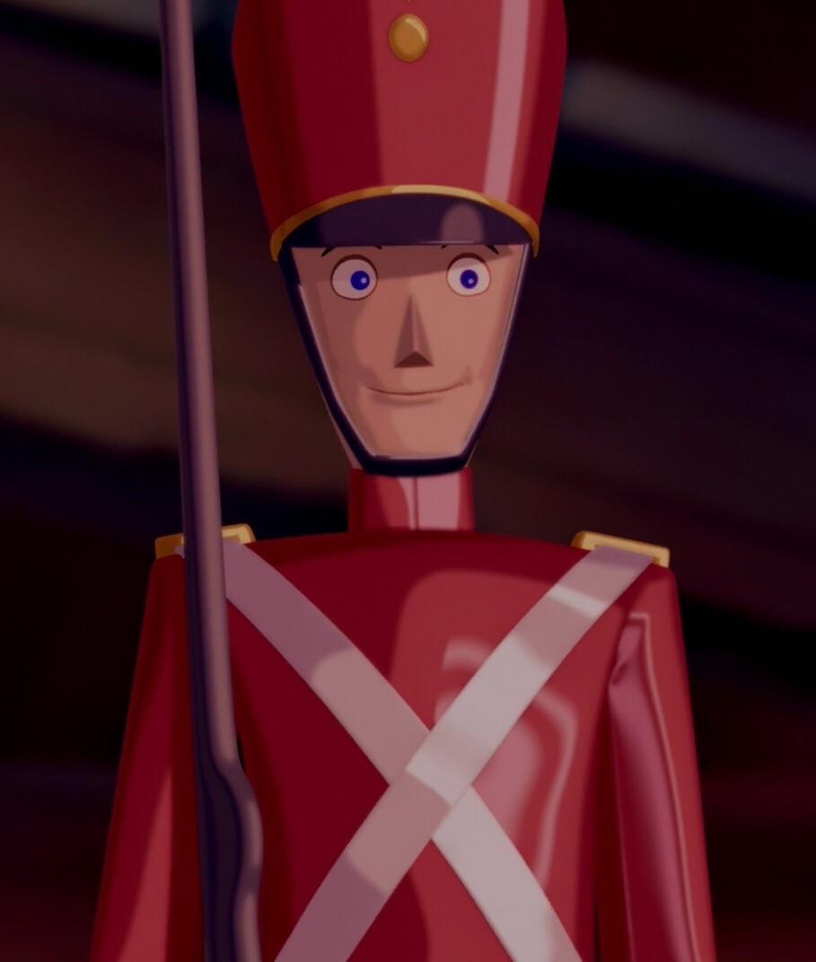 Tin Soldier Disney Wiki Fandom Powered By Wikia
