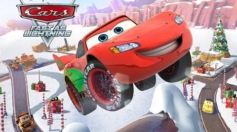 Cars Fast as Lightning - Holiday Trailer!
