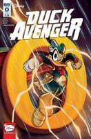 Duck Avenger issue 0 sub