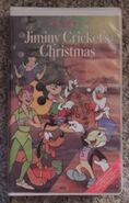 Jiminy crickets christmas vhs