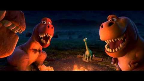 The Good Dinosaur - Hit It - Official Disney Pixar HD