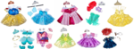 Build a Bear Princesses