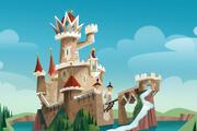Queen Delightful's Castle
