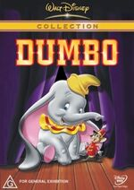Dumbo2002AustralianDVD