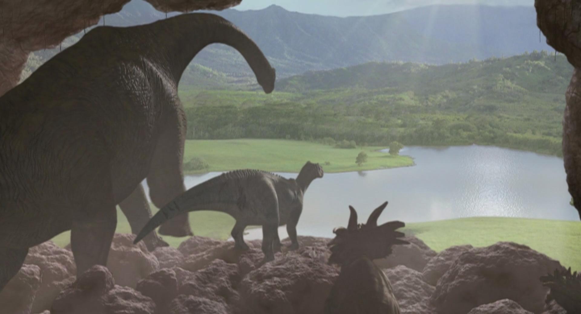 doku dinosaurier