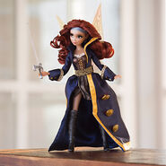 Zarina Disney Fairies Designer Collection Doll I